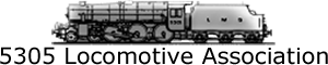 5305 Locomotive Association logo